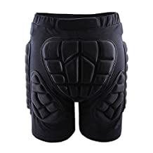 Willtoo(TM) Unisex Outdoor Gear Snowboard Hip Protective Padded Shorts Pants