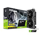 ZOTAC Gaming GeForce GTX 1660 Ti AMP 6GB GDDR6 192-bit Graphics Card Super Compact IceStorm 2.0 Cooling - ZT-T16610D-10M