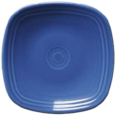 Fiesta Square Salad Plate, 7-1/2-Inch, Lapis