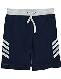 "Sean John Big Boys' ""Jersey & Mesh Arrow"" Shorts"