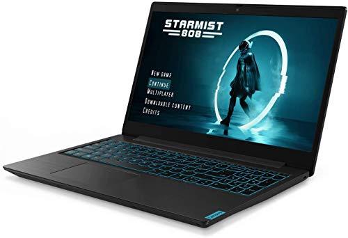 "Lenovo IdeaPad L340 17.3"" Full HD Gaming Laptop 2020 Newest, Intel core i7-9750H (up to 4.50 GHz, Beat i7-7500U), 32GB RAM, 1TB PCIe SSD,NVIDIA GeForce GTX 1650 Win10 w/Ghost Manta Accessories"