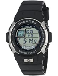 Casio Mens G7700-1 G-Shock Trainer Multi-Function Shock Resistant Watch