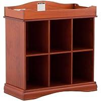 Storkcraft Beatrice 6-Cube Organizer Table