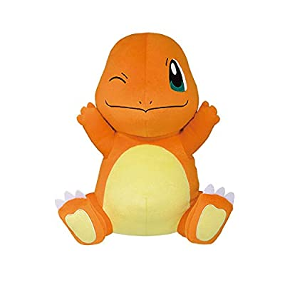 "Pokemon Charmander 14"" Wink Ver. Character Huge Animal Plush Toy Soft Stuffed Doll: Toys & Games"