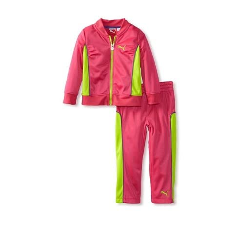 Puma 2-piece Tracksuit Little/girls
