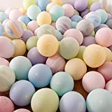 5 Inch Small Balloons 200 Pack Macaron Assorted