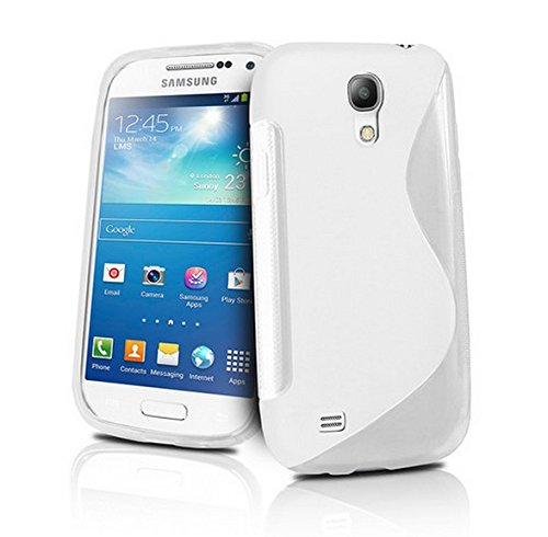 Cable And Case Slim Rugged Soft Jelly Shell Case for Samsung Galaxy S4 - White (Galaxy S4 Case Kirby compare prices)