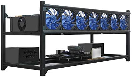 cryptocurrency mining rig fires