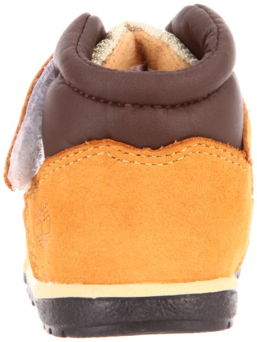 Pictures of Timberland Field Crib Bootie (Infant) Brown 7