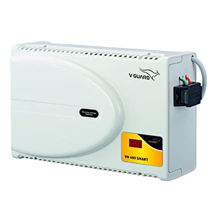 V-Guard 160-280V AC Stabilizer Vn 400 Smart with Digital