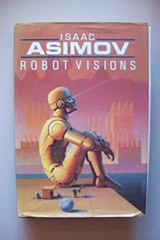 book cover of Robot Visions