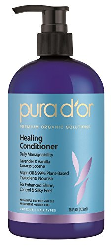 PURA D'OR Healing Conditioner (Discontinued Packaging)