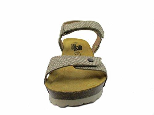 Longo & Co LONGO Women's Fashion Sandals Beige 5jfQHD