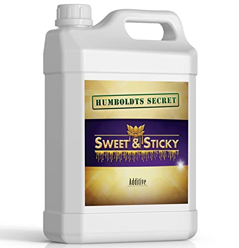 Humboldts Secret Sweet & Sticky, Carbohydrate Loader, Sweetener, Heavier Fruits and Better Aroma (32 Ounce)