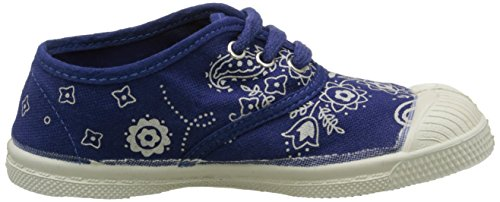 Bensimon Tennis Bandana - Zapatillas de deporte Unisex Niños Azul