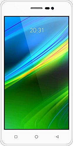 Karbonn K9 Smart | Dual SIM | ROM 8GB | Kitkat | 3G | – White+Gold