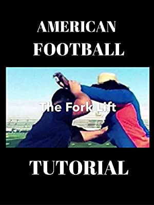 American Football Pass Rush Tutorial - The Fork Lift