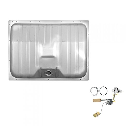 Fuel Gas Tank 16 Gallon with Sending Unit Kit for Ford Falcon Mercury ()