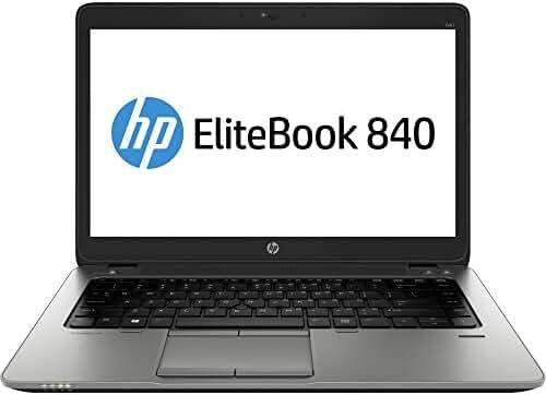 HP G9W71US EliteBook 840 G1 14 inch LED Notebook - Intel Core i7 i7-4600U 2.10 GHz - 8 GB RAM - 256 GB SSD - English (US) Keyboard