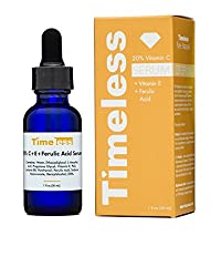 Timeless Skin Care Vitamin C Plus E Ferulic Acid Serum, 1 Oz