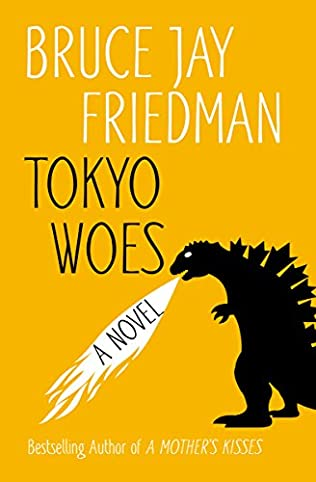 book cover of Tokyo Woes