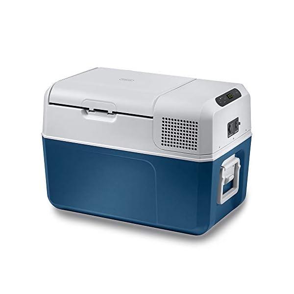 41t 56WlvLL Mobicool MCF32, elektrische Kompressor-Kühlbox, 31 l, 12/24/230 V, Mini-Kühlschrank für Auto, Lkw, Boot, Reisemobil und…