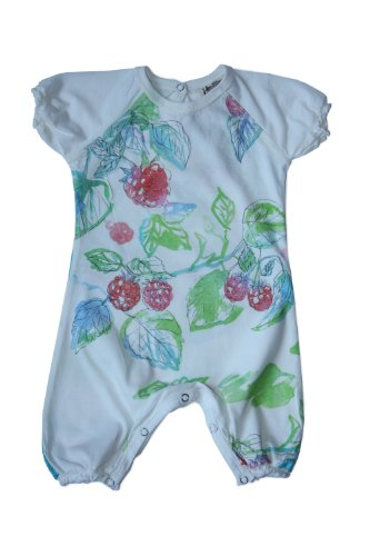 Itsus Baby-Girls Newborn Berry Patch Shortie