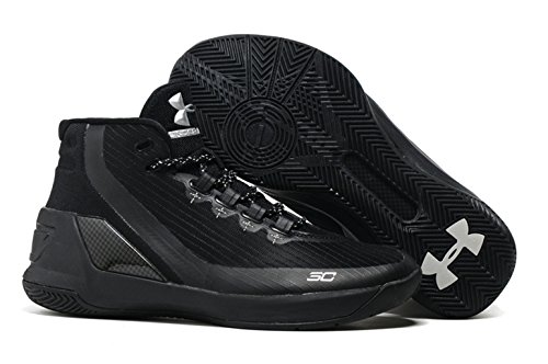 Price comparison product image Stephen Curry III Basketball Shoes Grey Black Online