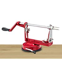 Take $7 OFF-CAST STEEL APPLE PEELER by Spiralizer® ★ Durable Heavy Duty Cast Steel Apple Slicing Coring and Peeling... occupation