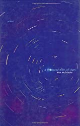 A Thousand Miles of Stars: Poems