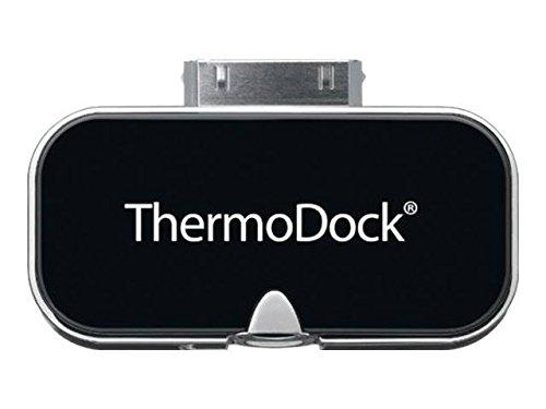 ThermoDock Thermomè tre infrarouge module pour iPod/iPhone/iPad par Medisana
