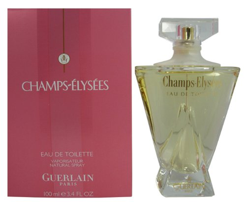 Bottle Edp (Champs Elysees By Guerlain For Women. Eau De Toilette Spray 3.4-Ounce Bottle)