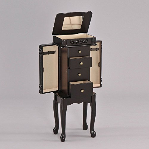 Acme Furniture Tiana Jewelry Armoire