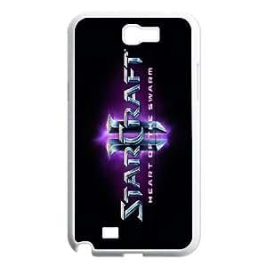 Samsung Galaxy Note 2 N7100 Phone Case for Starcraft2 Protoss pattern design