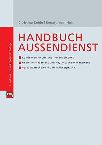 Handbuch Außendienst (Checklisten und Handbücher)