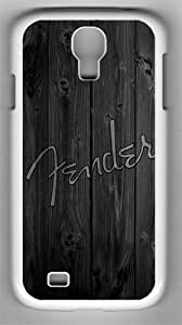 Fender PC Hard Case Cover For Samsung Galaxy S4 SIV I9500 Case and Cover White