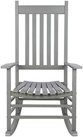 Best outdoor rocking chair: Shine Company 4332SG Vermont Porch Rocker