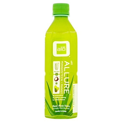 alo Allure - Aloe, mango y mangostán Juice 500ml