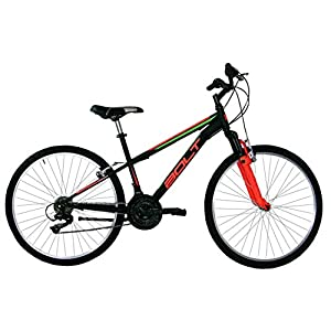 41t 9gzBh L. SS300 Hogan, Mountain Bike 27 Unisex-Adult, Nero, L