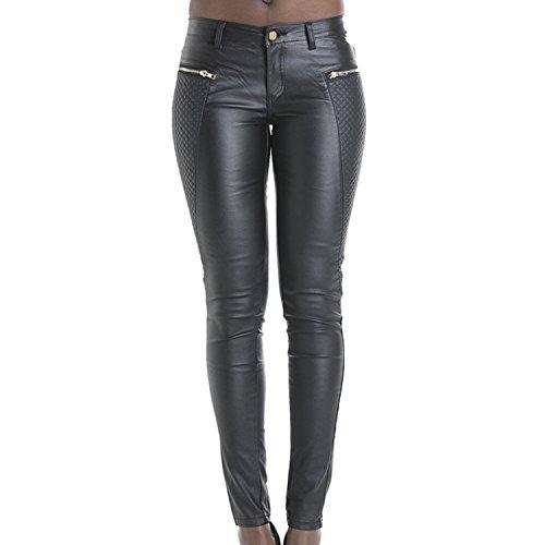 Et Fit Imprim Fleur Joggings Slim Taille Jean Haute Pant Pantalon Floral Femme Fille Collants Lisli Noir Printemps OMUZA0qTwP