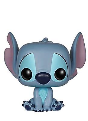 Funko POP Disney 3 3/4 Inch Lilo & Stitch - Stitch Seated Action Figure Dolls Toys by Funko POP Toys