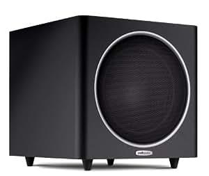 """Polk Audio PSW110 - Subwoofer activo de 10"""", 100 W, negro"""