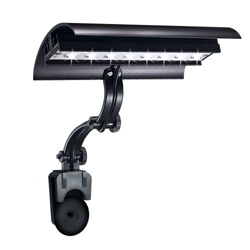 Wavepoint Technology 6?Ç¥ 8-watt Daylight Micro Sun LED High Output Clamp Light