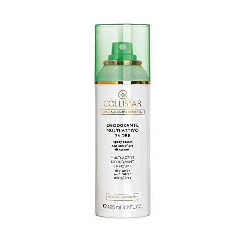Collistar Corpo Perfetto Deodorante Multi-Attivo 24 ore Spray Secco, 125 Ml Collistar Italy 8015150251150 COL25115_-100