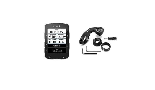 Garmin Edge 520 + Soporte combinado para ciclismo (VIRB® X/XE ...