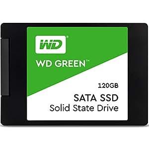 "Western Digital 2.5"" 120GB SSD Green, SATA3 6Gbs, Read 545MB/s, Write 545MB/s, 100K IOPS, 3 Years Warranty"