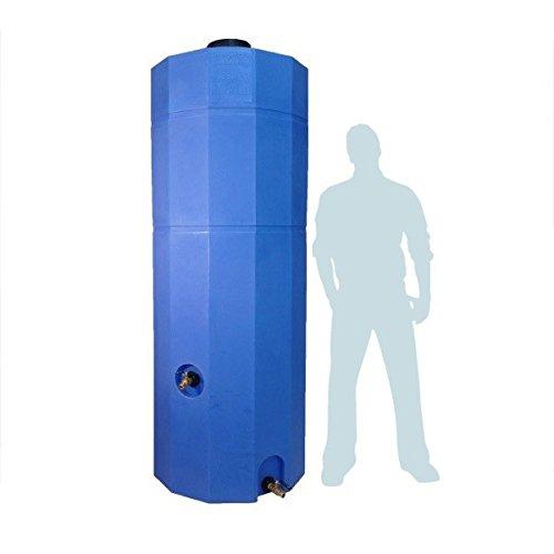 Storm Tanker 250 Gallon Drinking Water Tank (Blue) by Storm Tanker