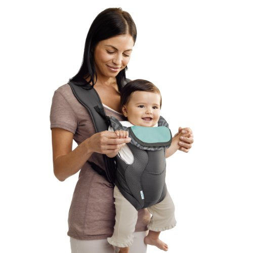 f3d8ccb0a58 Amazon.com   Evenflo Breathable Soft Carrier