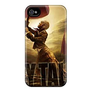 Protective pc Case With Fashion Design For Iphone 4/4s (billy Talent)