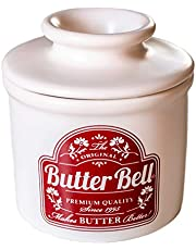 Butter Bell - The Original Butter Bell Crock by L. Tremain, French Ceramic Butter Dish, Antique Collection